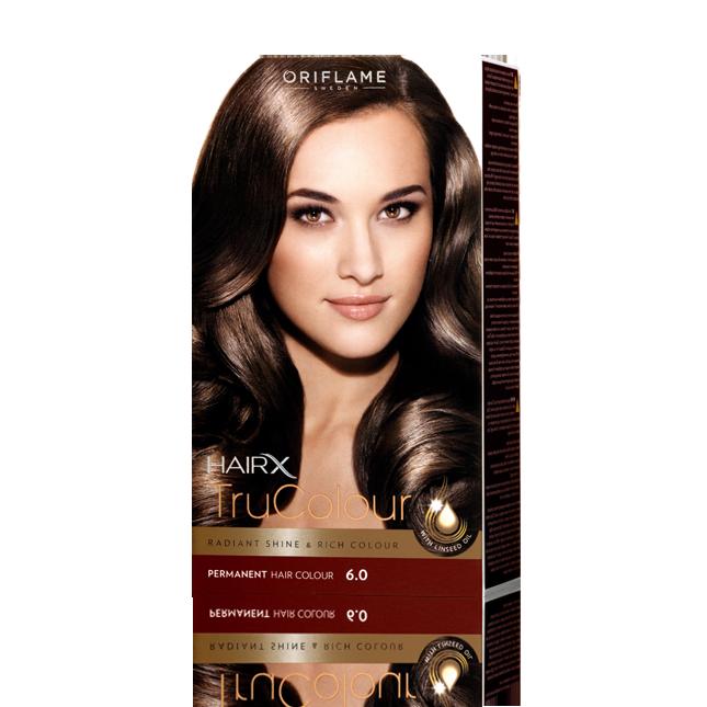 коричневый цвет волос фото краски