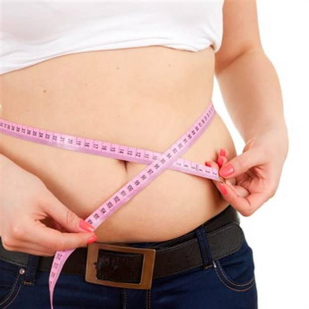 как сбросить пару килограмм перед родами